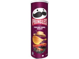 Pringles Texas Barbecue Sauce Chips