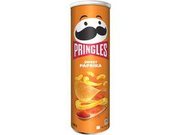 Pringles Sweet Paprika Chips