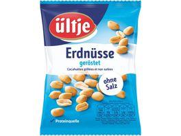 ueltje Erdnuesse geroestet ohne Salz