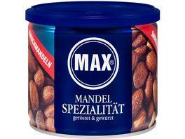 MAX Mandeln Geroestet Gewuerzt