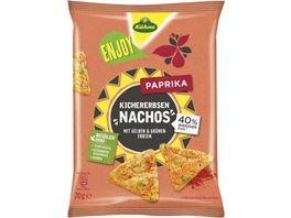 Kuehne Enjoy Kichererbsen Nachos Paprika