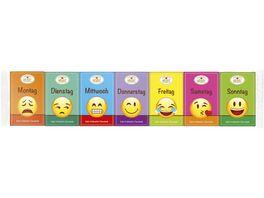 HEIDEL 7er Emoticons