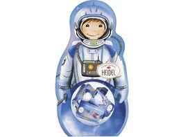 HEIDEL Astronaut Choco Minis
