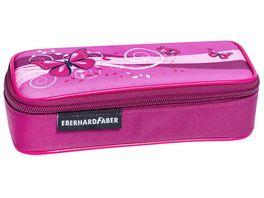 EBERHARD FABER Schlamperbox Schmetterling pink