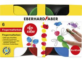 EBERHARD FABER EFA Color Fingerfarbe