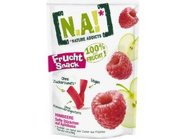 N A NATURE ADDICTS FRUCHT SNACK HIMBEERE