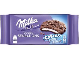 Milka Cookie Sens Oreo