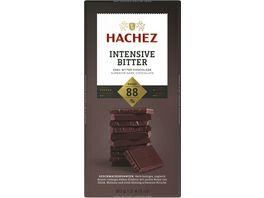 Hachez Tafel Intensive Bitter 88 Kakaoanteil