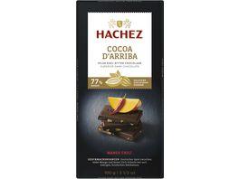 Hachez Cocoa d Arriba Tafel Mango Chili
