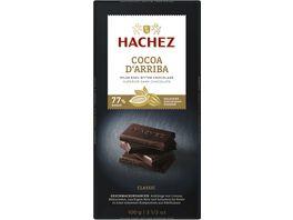 Hachez Cocoa d Arriba Tafel Classic