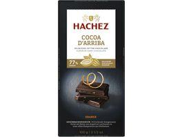 Hachez Cocoa d Arriba Tafel Orange