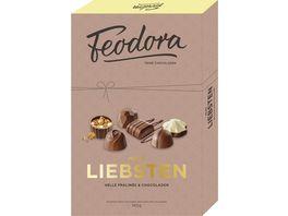 Feodora Meine Liebsten Helle Pralines Chocoladen
