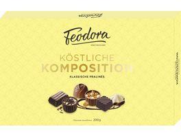 Feodora Koestliche Komposition Klassische Pralines