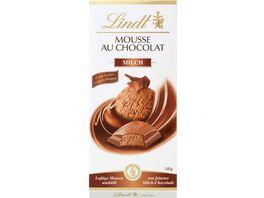 Lindt Dessert Mousse Au Chocolat Milch