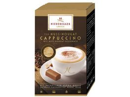 NIEDEREGGER Nuss Nougat Cappuccino