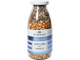 L W C Michelsen Popcorn mit Vanille