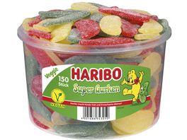HARIBO Super Gurken Runddose
