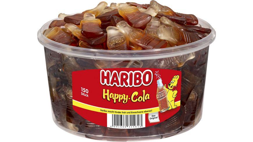 HARIBO Happy Cola Runddose