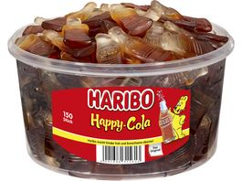 HARIBO Happy Cola Runddose