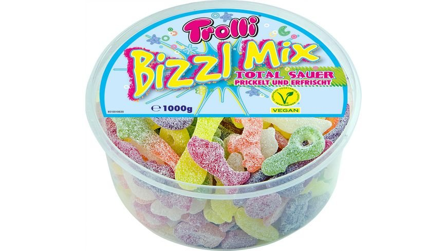 Trolli Bizzl Mix