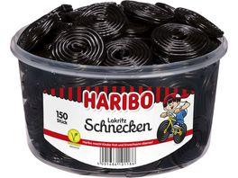 HARIBO Lakritz Schnecken Runddose
