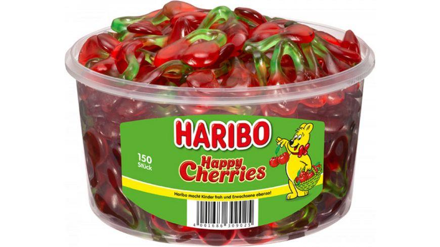 HARIBO Happy Cherries Runddose