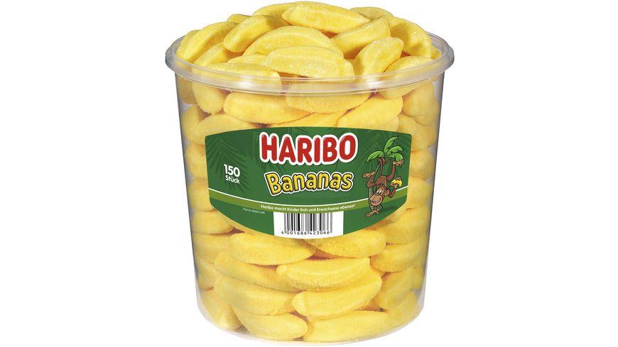 HARIBO Bananas Runddose