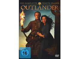 Outlander Die komplette fuenfte Season 4 DVDs