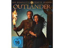 Outlander Die komplette fuenfte Season 4 BRs