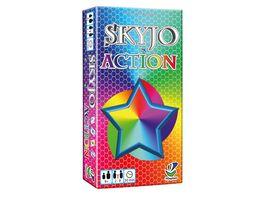 Magilano SKYJO ACTION Das spannende Kartenspiel