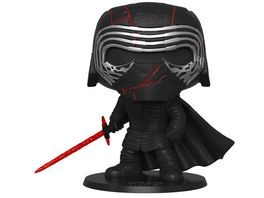 Funko POP Star Wars The Rise Of Skywalker Kylo Ren Supreme Leader Bobble Head Figur 10