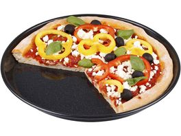 chg Pizzablech Emaille 32cm