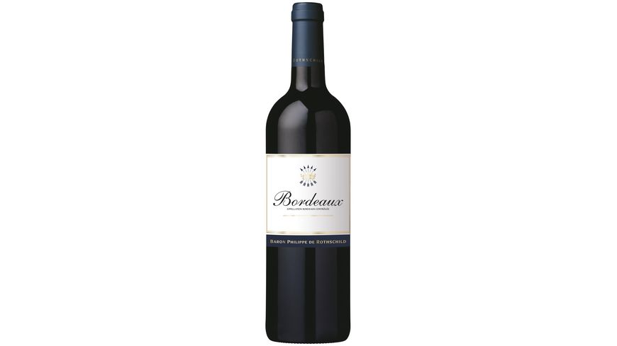 Barone Philippe de Rothschild Rotwein Bordeaux AOC rouge