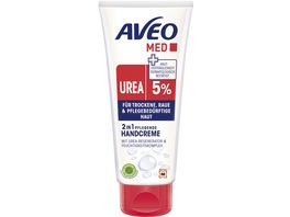AVEO MED 2 in 1 pflegende Handcreme
