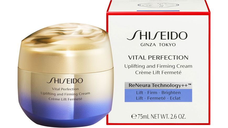SHISEIDO Vital Perfection Uplifting Firming Day Cream