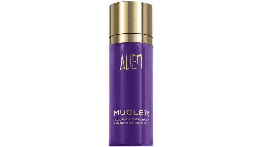 MUGLER Alien Deodorant Spray