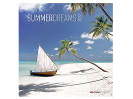 Summer Dreams 2021 A I 30x31cm