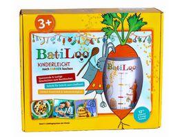 BatiLoo Starter Paket fuer kleine Chefkoeche