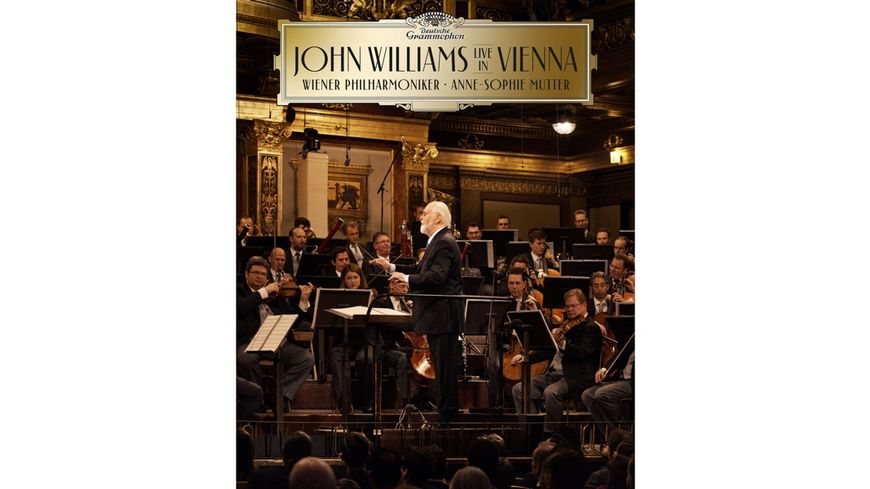 John Williams Live In Vienna Deluxe Edt
