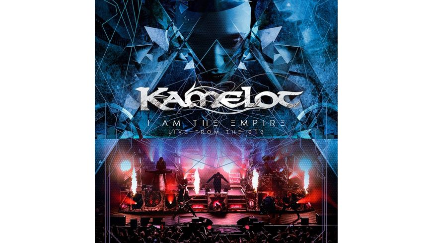 I Am The Empire Live From The 013 CD DVD BR
