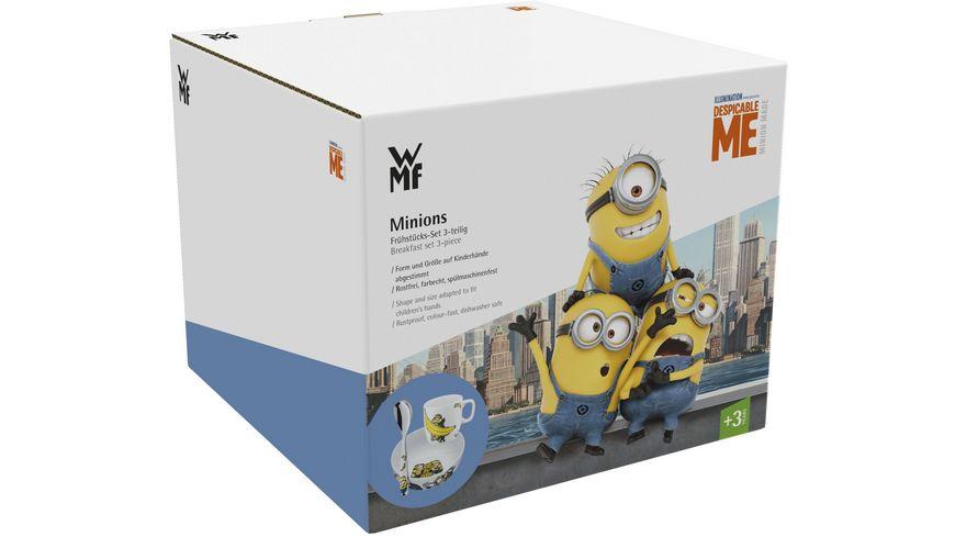 WMF Minions Kindergschirr Set 3 tlg