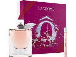 LANCOME La vie est belle Eau de Parfum Geschenkset