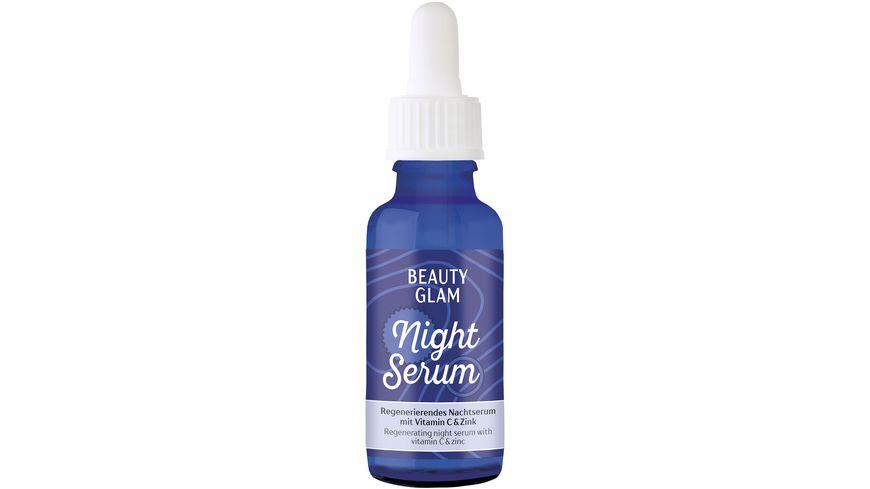BEAUTY GLAM Night Serum