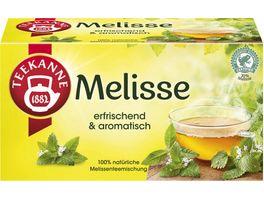 Teekanne Melisse Tee
