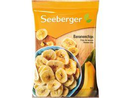 Seeberger Bananenchips Gesuesst