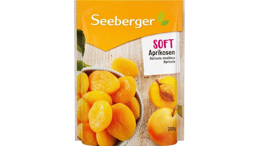 Seeberger Soft Aprikosen