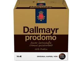 NESCAFE DOLCE GUSTO Dallmayr Prodomo
