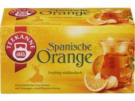 TEEKANNE Spanische Orange 20er