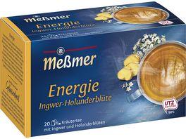 Messmer Kraeutertee Energie