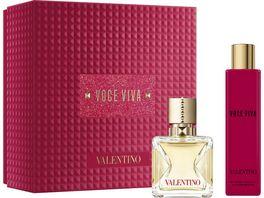 VALENTINO Voce Viva Eau de Parfum Bodylotion Geschenkset